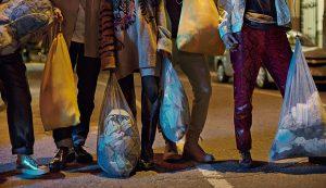 marcas que hacen reciclaje de ropa