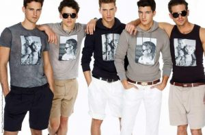 Tips de moda masculina: largo adecuado de bermudas