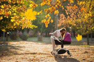 Elige la mejor carriola para tu bebé