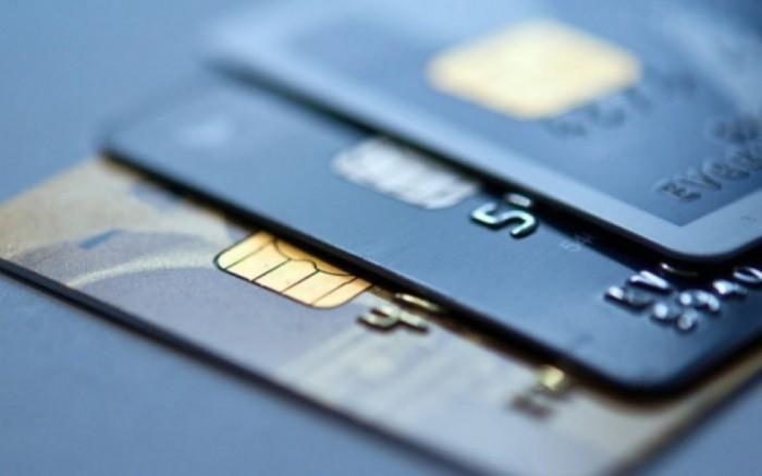 Diferentes tarjetas de crédito