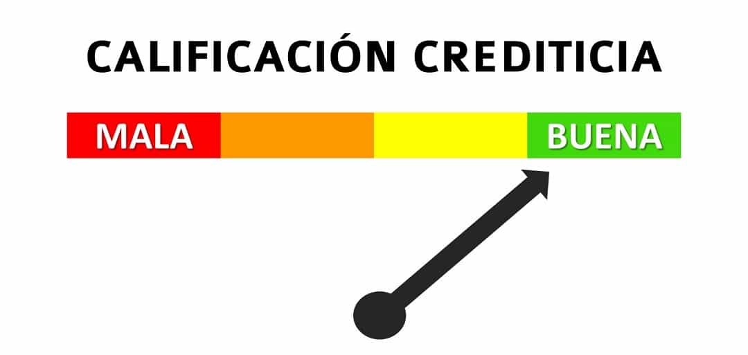 Score de calificación crediticia