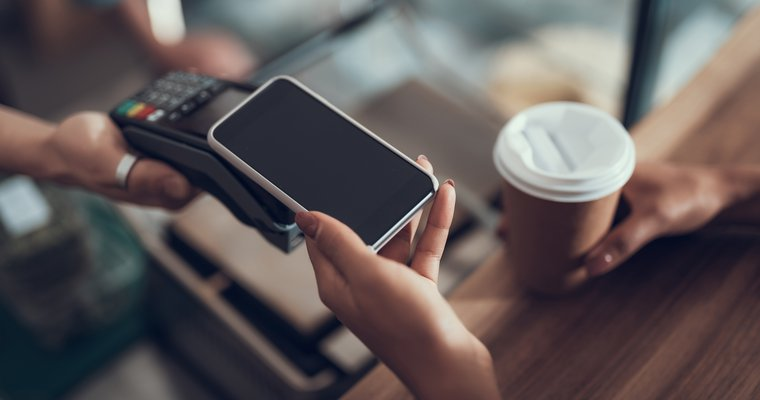 pago sin contacto o contactless payment