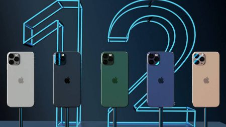Gama de iPhone 12