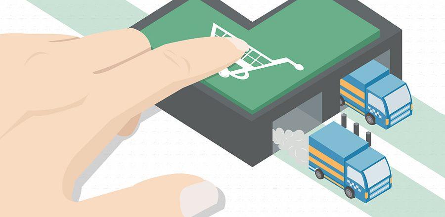 Logística para comercio electrónico