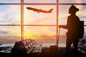ahorrar para viajar en avión