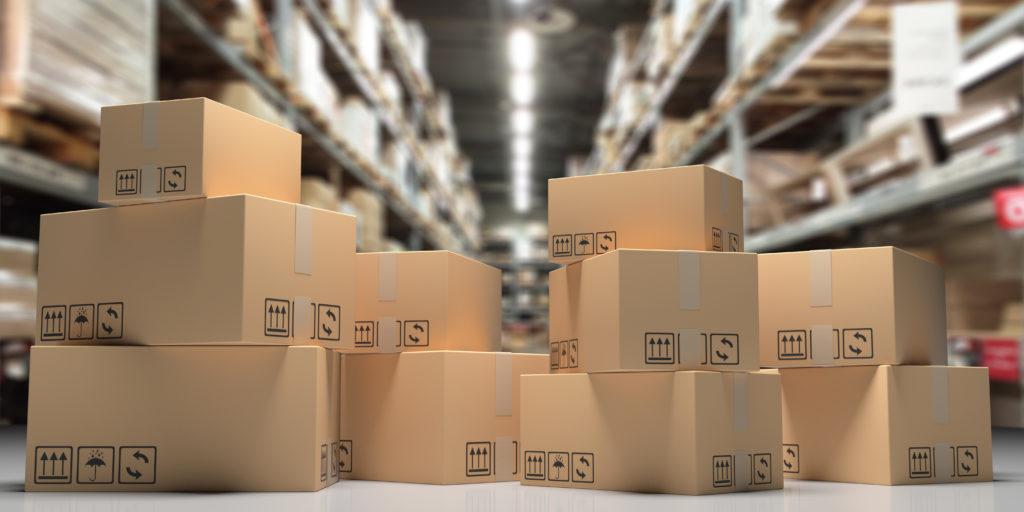 paquetes y logística