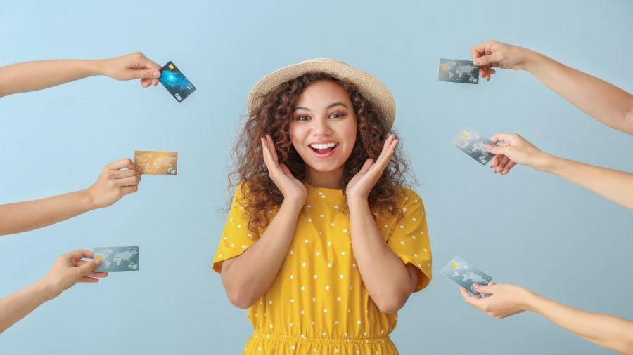 Tarjeta de crédito para estudiantes